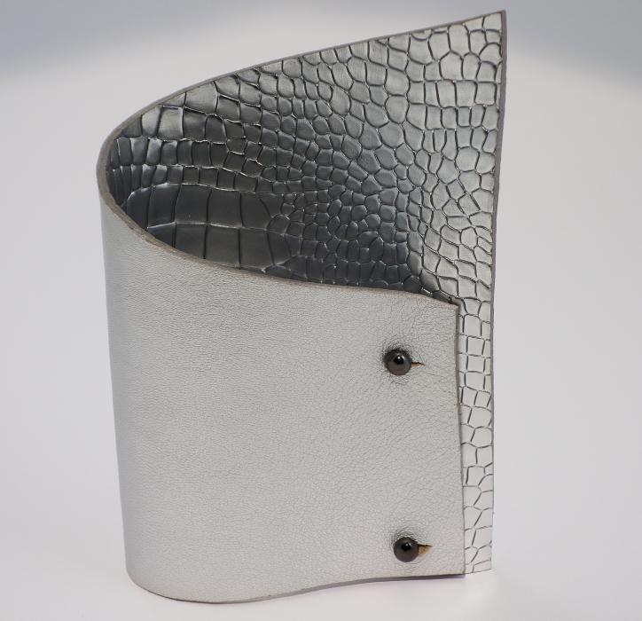 Dreaming in silver cuff